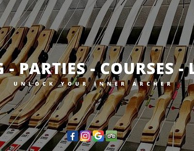 COACHING - PARTIES - COURSES - LANE HIRE  Not just any old range...