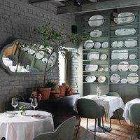 Ресторан Сад