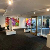 Marc Quinn art show
