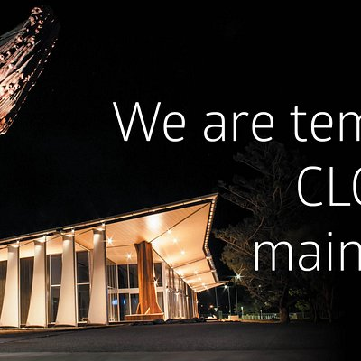 We are temporarily closed for maintenance.
