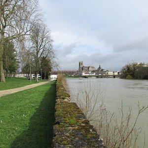 En bordure de la Marne