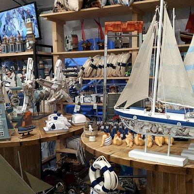 Déco marine - boutique la Seiche Sevrier
