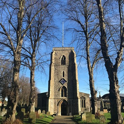 St Andrew's Church, Holt