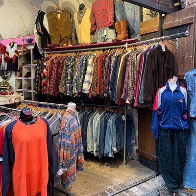 St Cyr Vintage, Camden Market, London