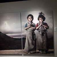 Niños en Nepal