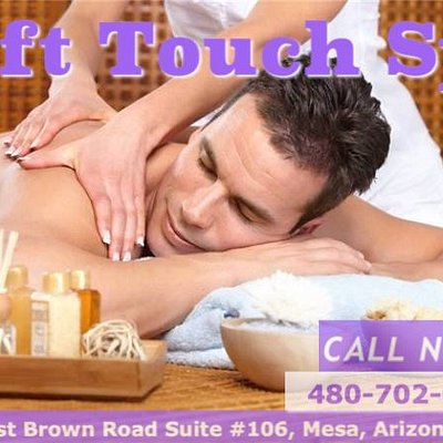 Soft Touch Spa, is an asian massage spa designed to help you reduce stress, relieve build up chronic pain, and increase the overall quality of your life! We specialize in multiple affordable, customized treatments to meet the needs of a wide variety of clients in a peaceful setting!Here at Soft Touch Spa we are Providing a Modern Asian Atmosphere that will make your every visit highly satisfying! Come in and visit today, you can call us now to Create your appointment! or feel free to walk in!