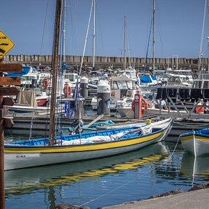 Azorean Whaler Boat