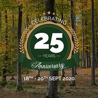 Join us for the 25th Anniversary event from Friday 18th September 2020 to Sunday 20th September 2020. Visit www.thebentleywoodfair.co.uk for details.