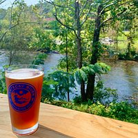 Some photos from Cartecay River Brewing.