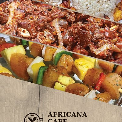 Where you enjoy best Nigeria Jollof rice and unlimited entertainment with music and drinks. Varieties of nourishing Nigeria dishes.Delivery available to hotels and home.Visit us now.