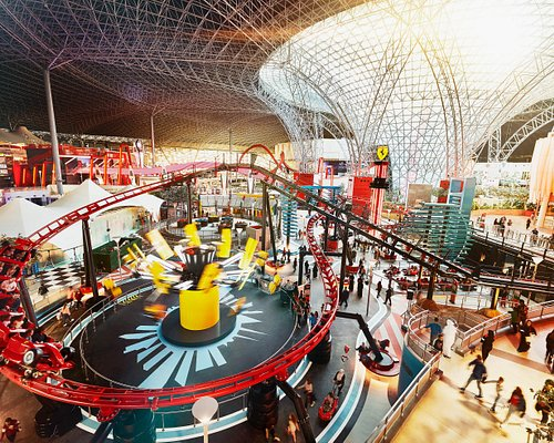 Super thrills await our junior adventure seekers at Ferrari World Abu Dhabi #InAbuDhabi! Come, visit us to see what it's like to be a 'big kid' at the legendary theme park with four game-changing miniature attractions 🎢designed exclusively for our younger guests