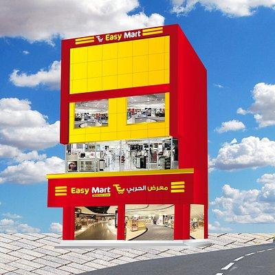 Easy Mart Jeddah
