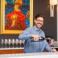 Winemaker David Rossi