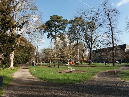Parc Reine Astrid à Jambes