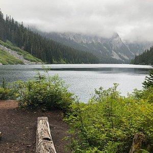 Eaton Lake Campsite
