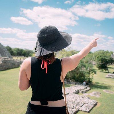 Mayapan Archeological Site
