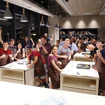 香港新東方烹飪教室