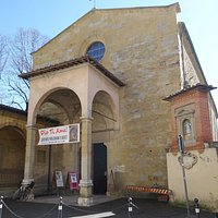 Chiesa di San Bernardo, Arezzo