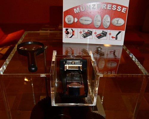 Money museum, Zurich