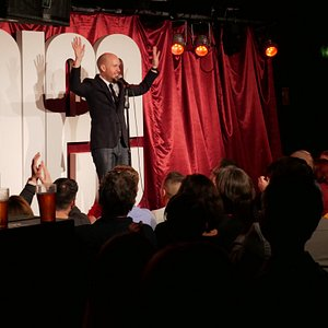 Hands up if you love comedy