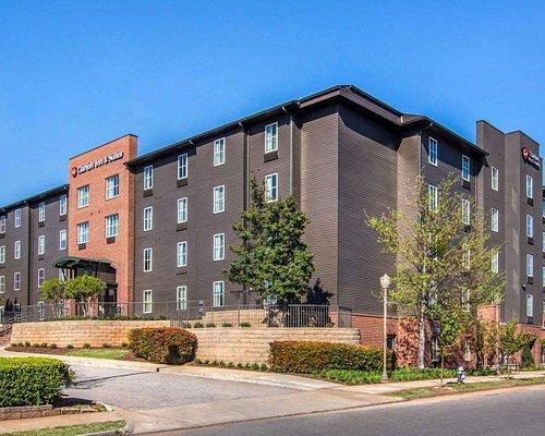 THE 10 CLOSEST Hotels to Mercedes Benz Stadium, Atlanta ...