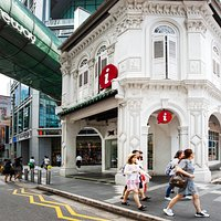 We're located within a beautifully conserved heritage shophouse, Come on in and have a chat with us!