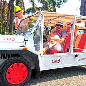 Rent Luigi Vulcano Car Eolie Sicily