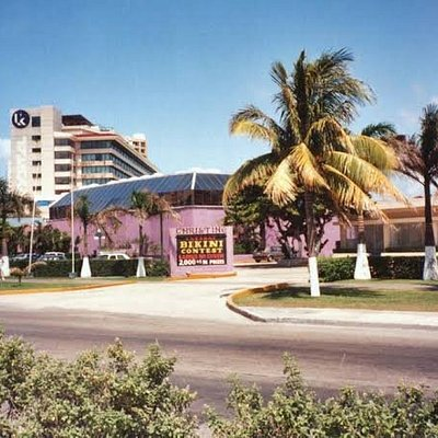 Christine club Cancún