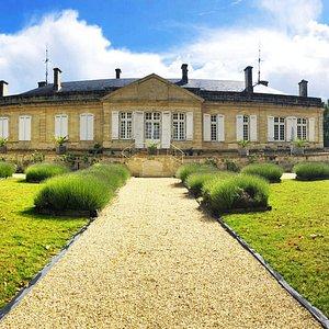 Vue sur la chartreuse - Château Sainte Barbe