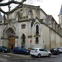 Eglise Saint-Jean-Baptiste de Castelnaudary. Cerrada desde 2.013