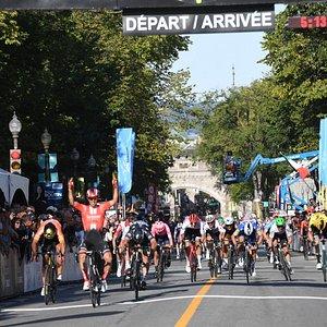 2020 Fin de course / Finish - James Startt