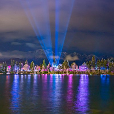 LUMA is a yearly event in Queenstown during Queen's Birthday Weekend in May.