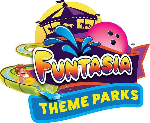 Funtasia Theme Park Logo