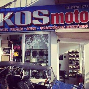 KOSmoto Rentals