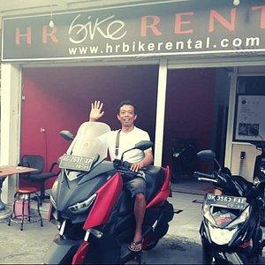 HR Bike Rental
