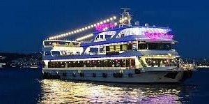 Dinner cruise boat