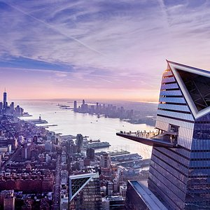 Edge, the highest outdoor sky deck in the Western Hemisphere.