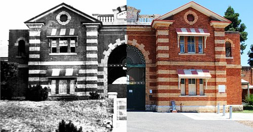 Then and Now - Escape the 21st century and learn about one of Brisbane's most iconic sites
