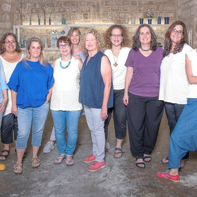 Ten female artist from the Galilee and Golan