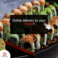 We are open for delivery