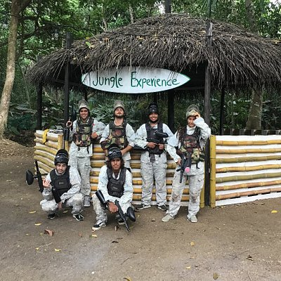 Jungle Paintball