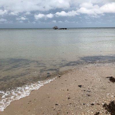 Ozone Shipwreck