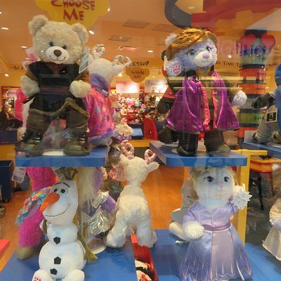 Build a Bear Workshop, San Jose, CA