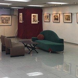 Gallery Exhibition Show Room