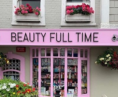 Shopfront makeover :)