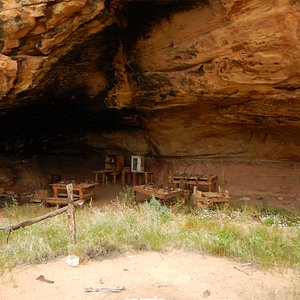 Cave Spring Historic Cowboy Camp