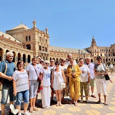Экскурсии в Севилье на русском языке