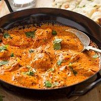 Butter Chicken, Fresh Tandoori Victoria BC