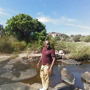 Harvest Phiri explore nature