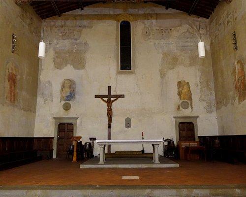 Pieve di San Giovanni Battista. San Giovanni Valdarno